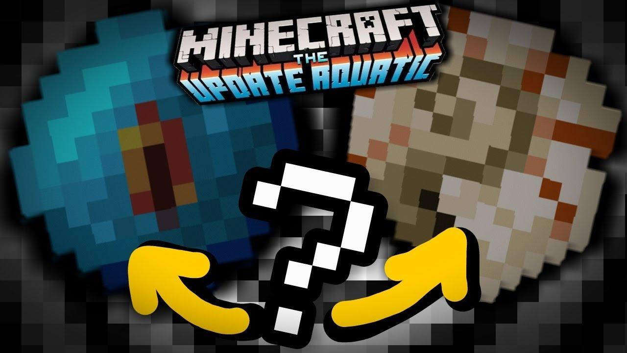 Para Que Sirven Los Dos Nuevos Items De La Actualización Minecraft Pe 1 3 Youtube