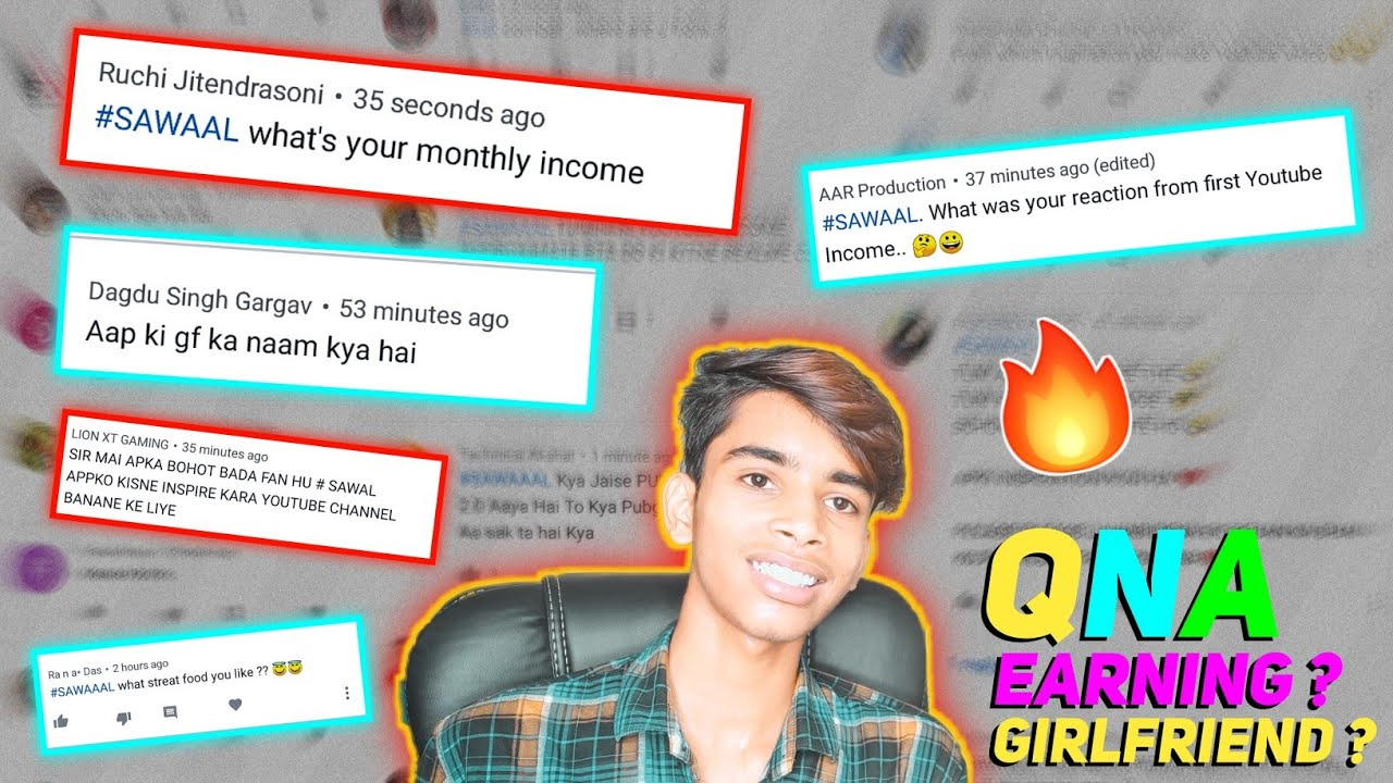 2 LAKH SPECIAL QNA | MY GIRLFRIEND ? | MONTHLY EARNING ? | SETUP TOUR