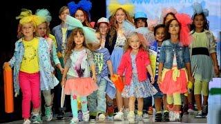 видео Модная детская одежда весна-лето 2014, детский трикотаж