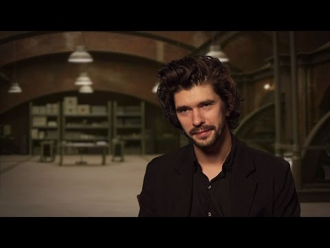 Ben Whishaw  Spectre  HD