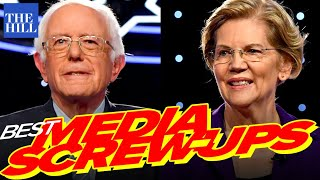 Our favorite media screw-ups with Katie Halper: debate four coverage