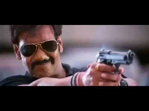 Singham Funniest Indian movie clip - super visual effects - singham