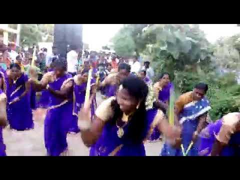 Yellamma Kolatam song peddapapaiahpally