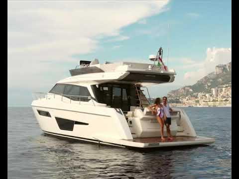 Luxury Flybridge Yacht - Ferretti Yachts 500 - Ferretti Group