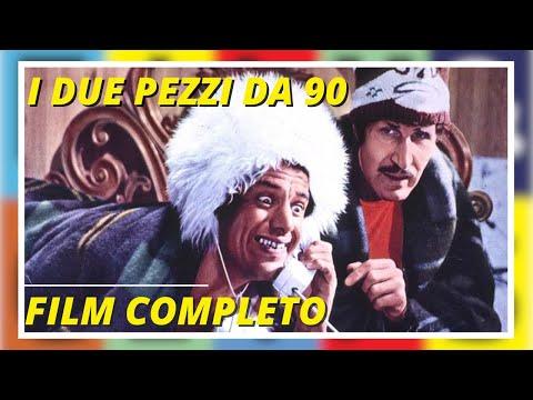 I Due Pezzi Da 90 - Franco e Ciccio - Film Completo полный фильм by Film&Clips