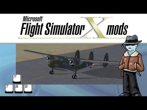 Flight Simulator X Plane Spotlight - Scottish Aviation Twin Pioneer