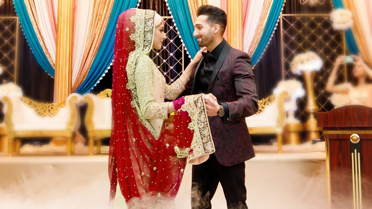 SHAM IDREES & FROGGY | Engagement and Nikkah Highlights