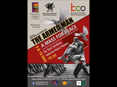 BCO presents The Armed Man: A Mass for Peace by Karl Jenkins with the Drakensberg Boys Choir