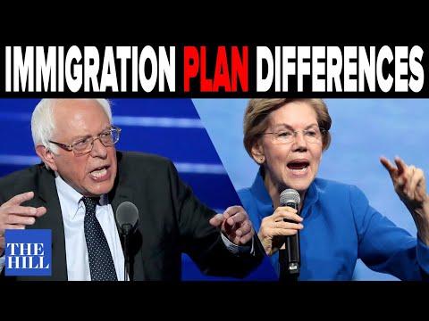 Sanders Senior Advisor: How Bernie Sanders' immigration plan differs from Elizabeth Warren's