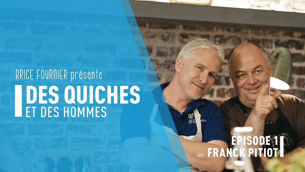 DQDH1 - Une escalope panée avec  Franck Pitiot