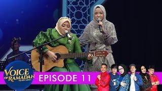 Episode 11 | Babak Semi Final | Voice of Ramadan GTV 2019 (3/4)