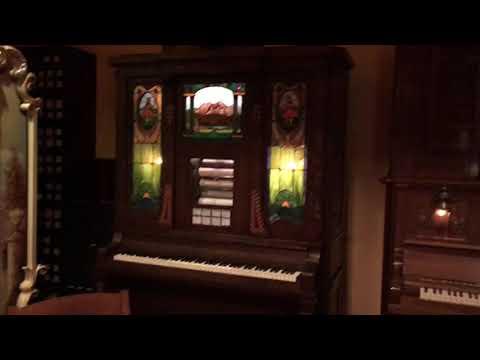 "Wurlitzer CX Orchestrion plays ""Has Anybody Seen My Gal"""