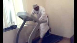 Araber VS Laufband