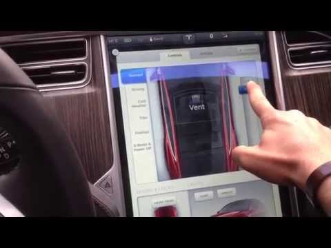 Tesla Model S85+ test 2 EVCharging Bari Italia