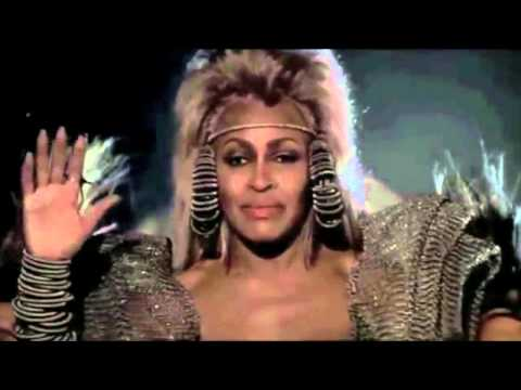 tina turner- we don't need another hero (mad max 3: beyond thunderdome 30th anniversary music video)