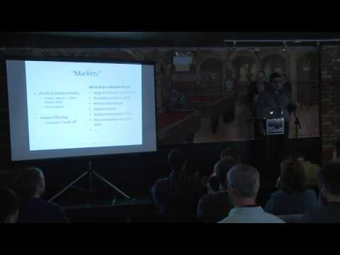 BSidesTO 2015 - Fernando Montenegro - Economics of CyberSecurity
