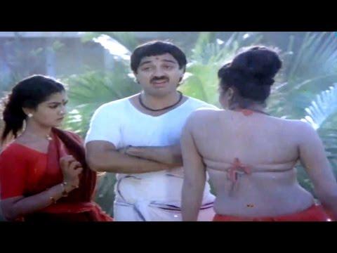 Kamal Hassan & Urvashi : Alaigalil Midhakkudhu Video Song : Andha Oru Nimidam Movie