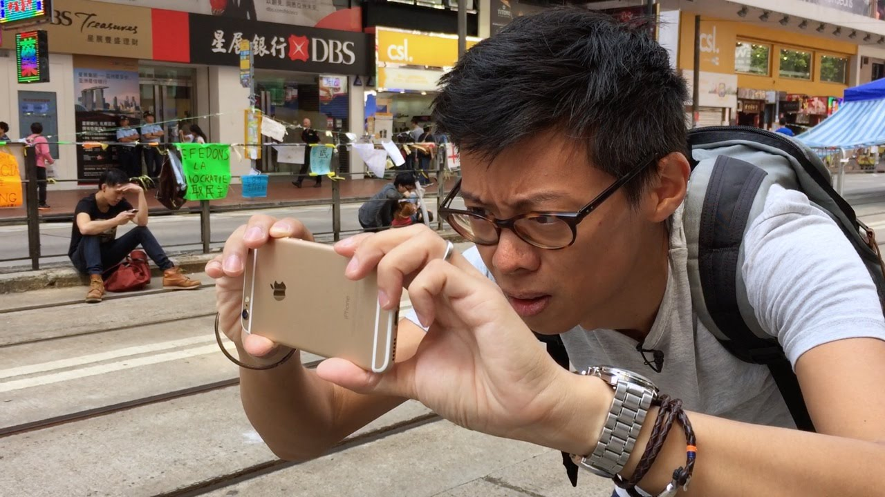 Apple Iphone 6 Camera Review Shot With An Plus Youtube Hp 6s 64gb No Finger Gold