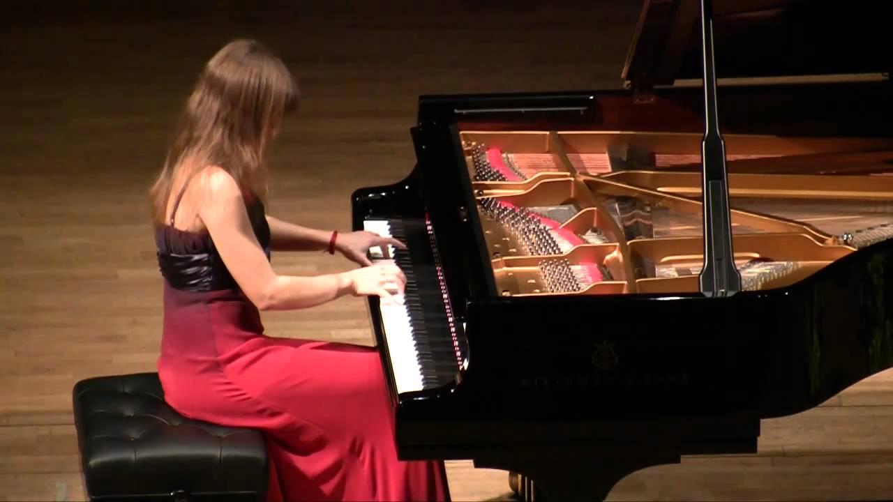 Chopin - Sonata No. 3 - III - Anna Fedorova