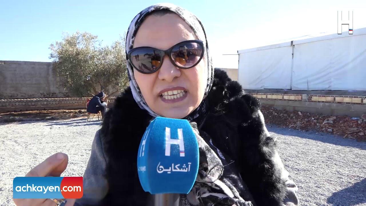 معاناة الفلاحين مع المغرب الأخضر