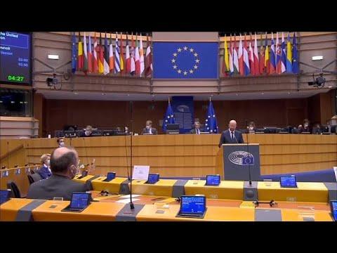 الاتحاد الأوروبي يعقد اجتماعاً  للبحث في تهديد النسخ المتحوّرة من كورونا…  - نشر قبل 17 ساعة