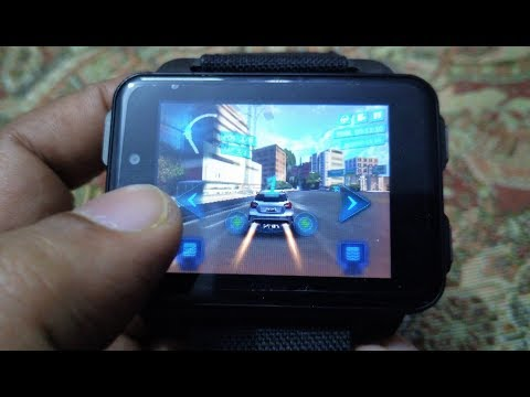 GAMES PLAY ON ANDROID SMARTWATCH 2019