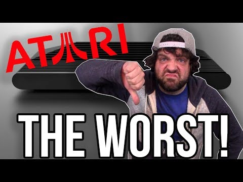 ATARI is the WORST Gaming Company of 2018! | RGT 85