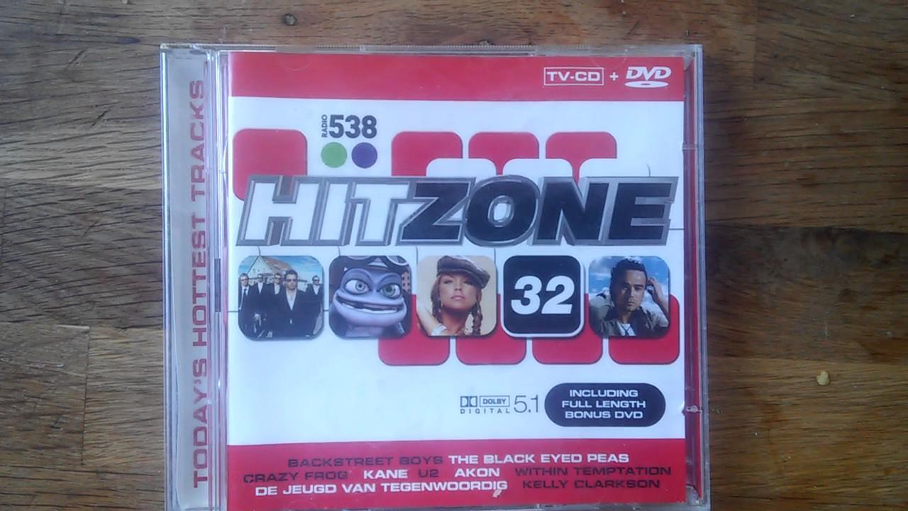 Alleen een Hitzone-cd kostte toch alweer gauw twintig ekkies