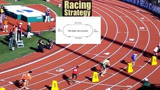 800 meters Strategy : How to run 800 meters faster