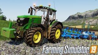 """""""Od Zera Do Milionera"""" #16 Farming Simulator 19  Kupno i Orka Nowym Nabytkiem ★ NOWE POLE★"""