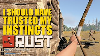 I Should Have Trusted My Instincts - Ser Winter Plays Rust - Episode 25
