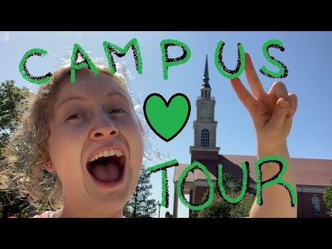 CAMPUS TOUR | OKLAHOMA BAPTIST UNIVERSITY