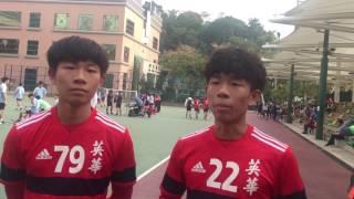 Publication Date: 2017-03-04 | Video Title: 學界精英手球賽 英華力壓青年會躋身八強