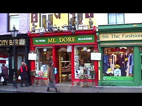 An Irish Pub Lunch and Walking Tour of Kilkenny, Ireland