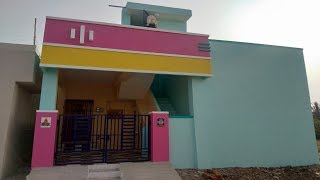 30 x 30 Individual 2 BHK House with Granite flooring for sale, Price @ Rs. 32 Lakhs