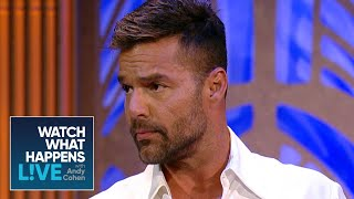 Ricky Martin Dishes About 'ACS Versace' | WWHL