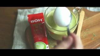 BOH Tea Malaysia - NEW BOH Green Tea Latte