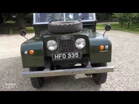 "Land Rover Series 1 86"" review"