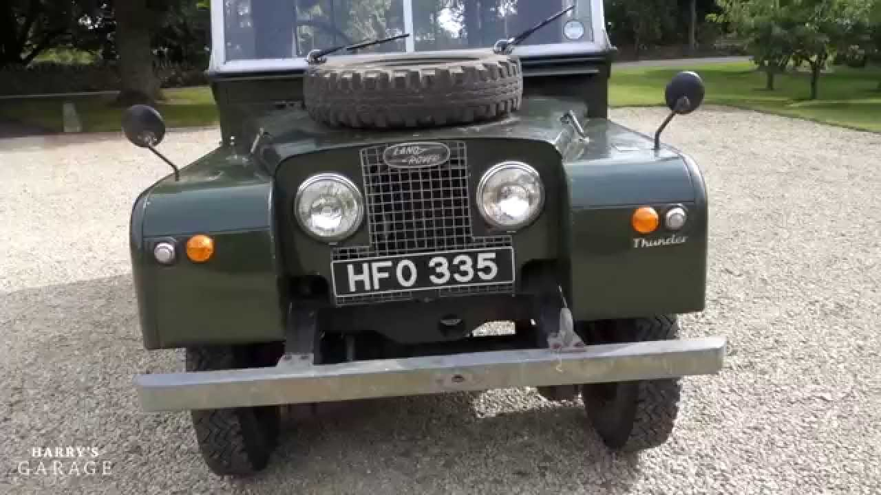 Land Rover Series 1 86 Quot Review Youtube