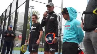 PADELBOUW AT OPENING PADEL ZWOLLE