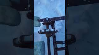 самый дешевый снегоход своими руками