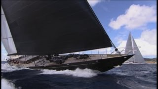 Discovery Channel Documentary about Vitters Shipyard - Trailer for the series