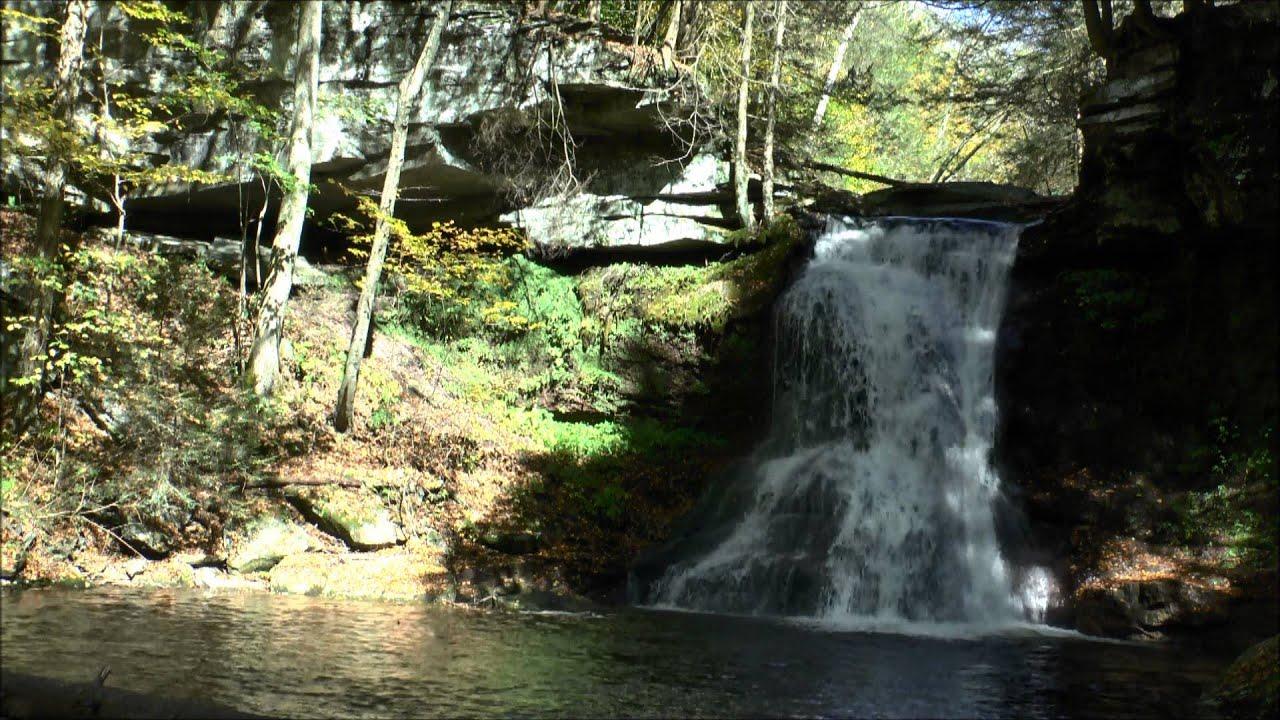 Sullivan Falls, State Game Lands No  13, Sullivan County, PA