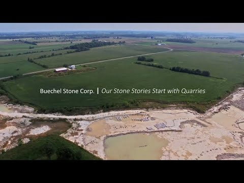 Buechel Stone Blasting & Quarrying Processes - Our Stone Stories Start with Quarries