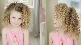 11 Cute 5 Minute Hairstyles For Little Girls ❀ Trendy Hairstyles For Kids
