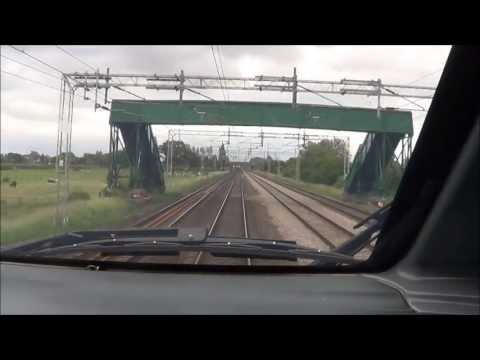 (CAB RIDE) Liverpool Lime Street - Crewe. (Please Read Description)