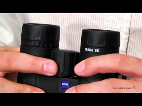 Zeiss terra ed binoculars product review video youtube