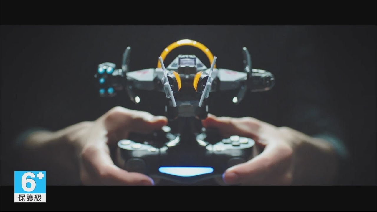 PS4『銀河聯軍:阿特拉斯之戰』宣傳影片