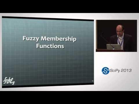Scikit-Fuzzy: A New SciPy Toolkit for Fuzzy Logic; SciPy 2013 Presentation