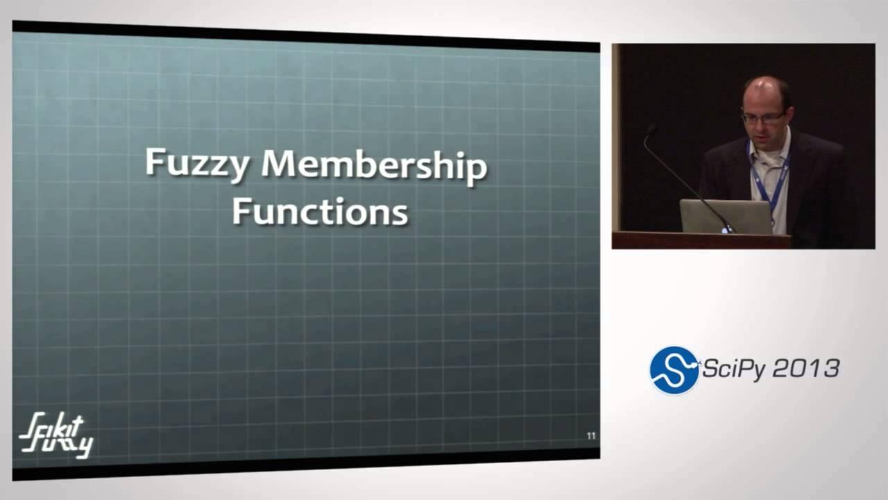 Scikit-Fuzzy: A New SciPy Toolkit for Fuzzy Logic